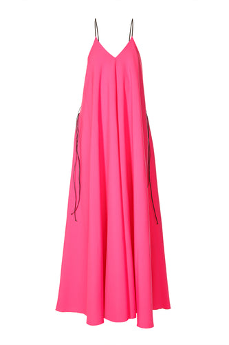 Long Swing Slip Dress