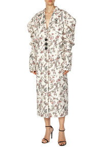 In Bloom Long Coat