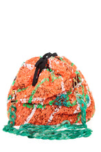 Load image into Gallery viewer, Sequin Geometric Print Bag