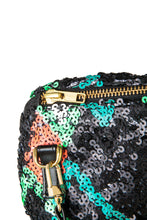 Load image into Gallery viewer, Sequin Oval Handbag