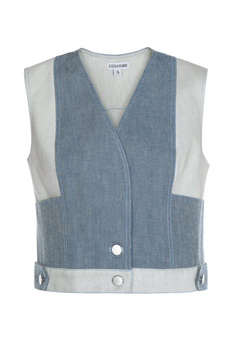 Boney M Denim Vest