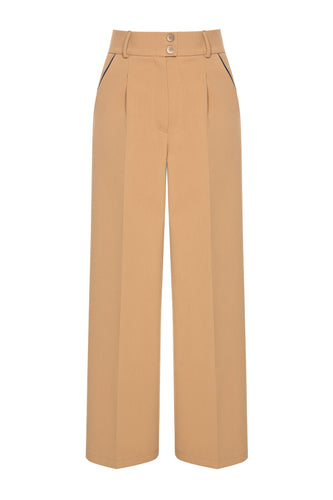 Stockholm Wide Leg Trousers
