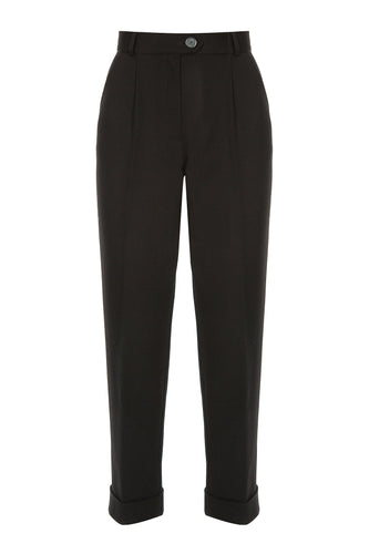 Bauhaus High Waist Trousers