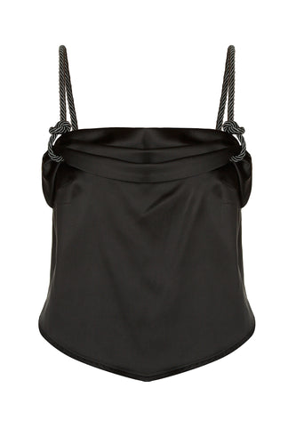 Whitney Draped Neckline Cami