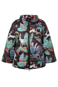 Hares Puffer Jacket