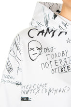Load image into Gallery viewer, Alice in Wonderland Hoody - White