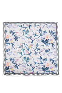 Sleeping Beauty Silk Square Scarf
