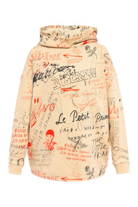 The Little Prince Long Hoodie - Sand