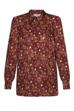 Load image into Gallery viewer, Paisley Blouse