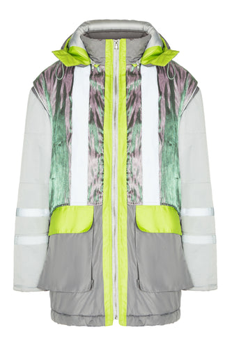 Futuristic Worker Jacket