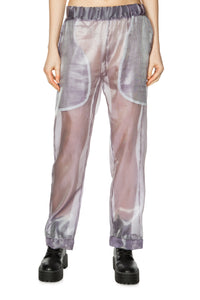 Sheer Technical Trim Joggers