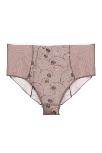 Bubble High Waist Panties