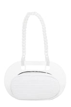 Load image into Gallery viewer, Fillet Handbag - Mykonos White