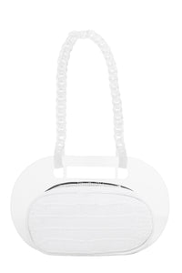 Fillet Handbag - Mykonos White