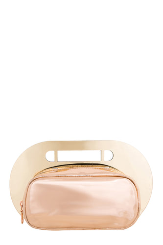 Fillet Handbag - Copper Coin