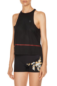 Lea Tank Top - Black