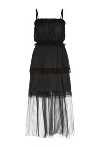 Chiffon Slip Dress