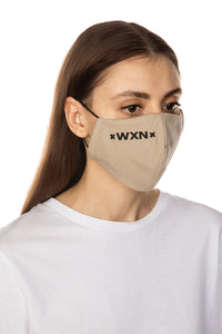 Face Mask WXN - Beige