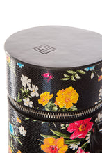 Load image into Gallery viewer, Floral Canister Bag