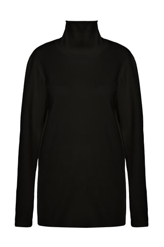 Miro Turtleneck - Black