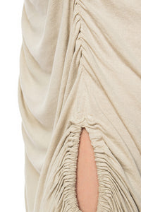 Greece Ruched Dress