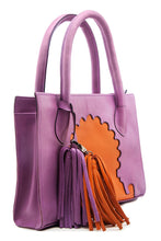 Load image into Gallery viewer, Asmaa Mini Shopper Tote