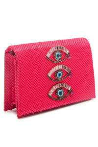 Evil Eye Shoulder Bag