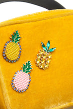 Load image into Gallery viewer, Tropical Treats Terrycloth Belt Bag