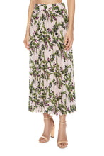 Load image into Gallery viewer, Juicy Cranberries Pleated Skirt - Pink