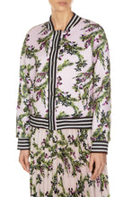 Load image into Gallery viewer, Juicy Cranberries Bomber Jacket - Pink