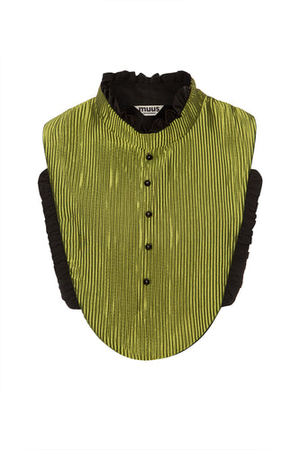 Pleated Vestlet