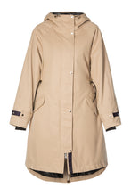 Load image into Gallery viewer, Kim Oversized Parka - Beige