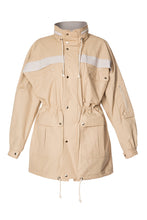Load image into Gallery viewer, Kit Rain Jacket - Beige