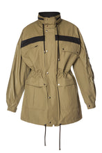Load image into Gallery viewer, Kit Rain Jacket - Green