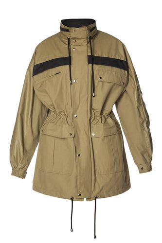Kit Rain Jacket - Green