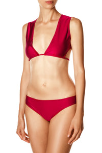 Band String Bikini - Red
