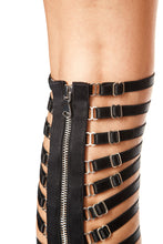 Load image into Gallery viewer, Knee High Gladiator Straps