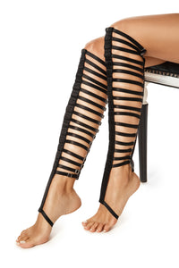 Knee High Gladiator Straps
