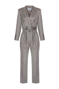 Tailored Slim Cashmere Suit