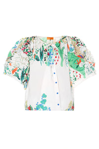 Garden Party Blouse