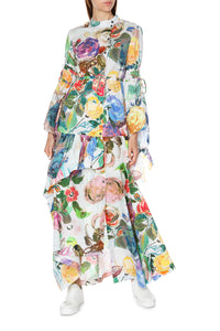 Garden Bouquet Shirtdress