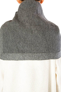 Sweater Knit Collar