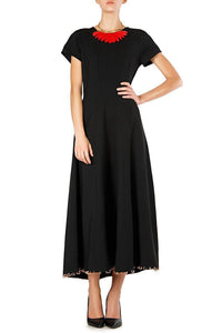 Ring Hem Dress