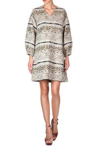 Desert Nomad Shift Dress