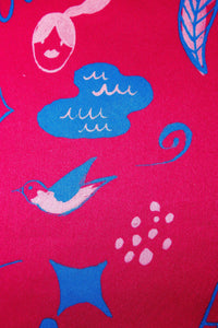 Happy Days Scarf - Pink