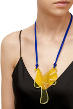 Load image into Gallery viewer, Bird Necklace - Yellow