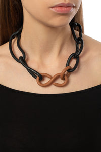 Infinity Link Necklace