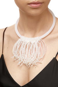 Waterfall Tube Necklace