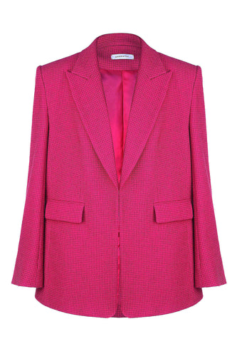 Tailored Blazer - Pink