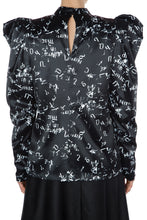 Load image into Gallery viewer, Graffiti Blouse